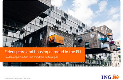 ING Rapport: Elderly care and housing demand in the EU