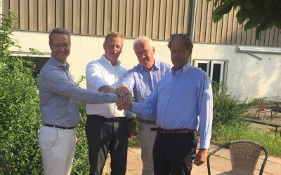 Intentieovereenkomst voor bouw multifunctionele sporthal in Wassenaar